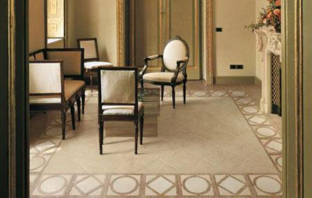 Casalgrande Padana (padló és dekor)